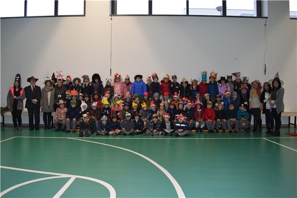 Mad Hat Day at KG