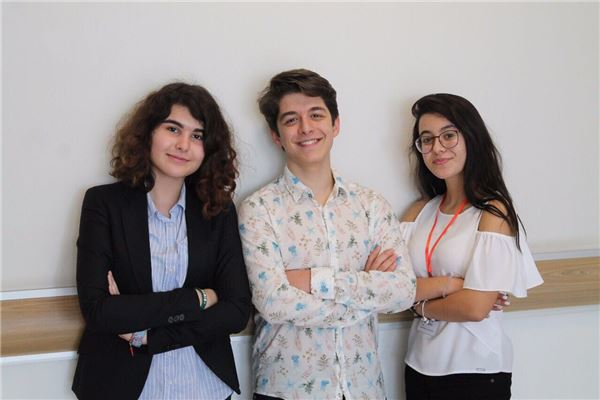 3rd School Session of European Youth Parliament Azerbaijan