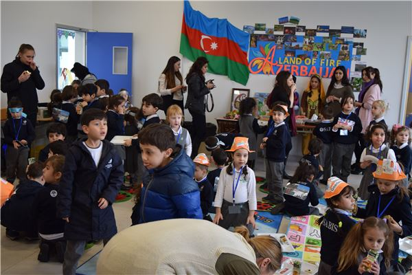 INTERNATIONAL DAY presented by the INFANTS DEPARTMENT