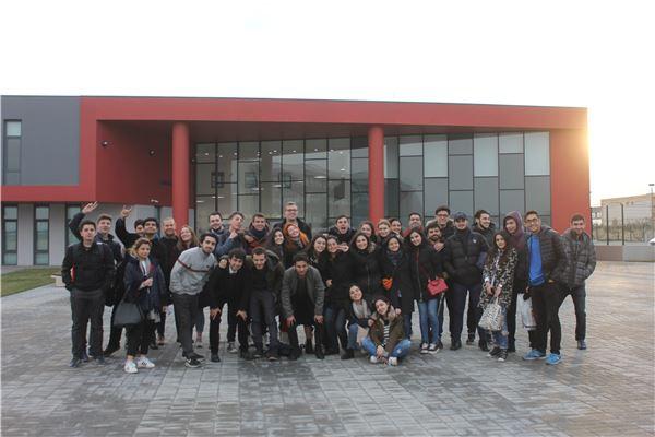 SABIS® SUN Hosts European Youth Parliament