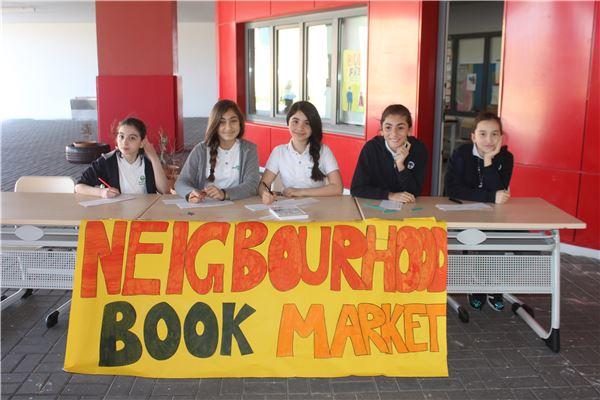 Neighborhood Book Market