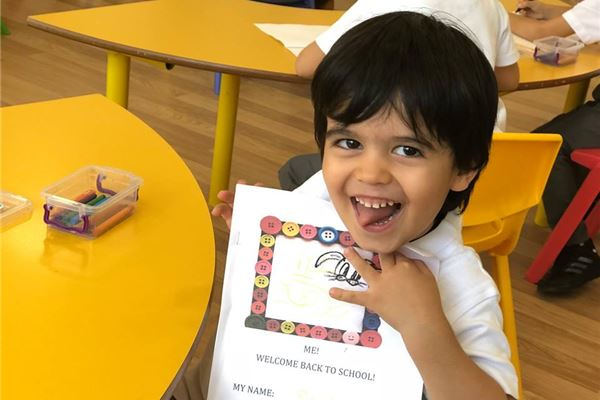 Flip Book Project: Infants Department