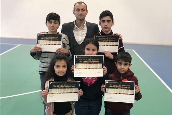 Annual Chess Tournament