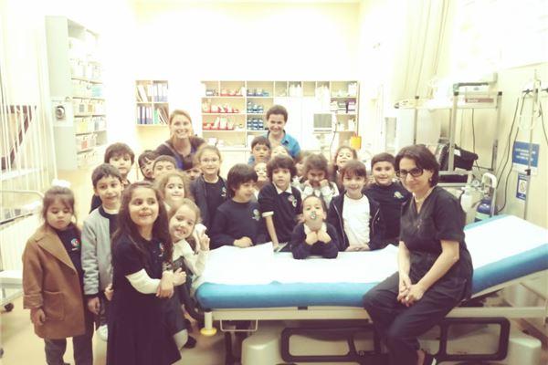 G1A SOS Clinique Visit