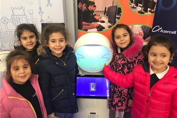 G1 Trip to Robots World