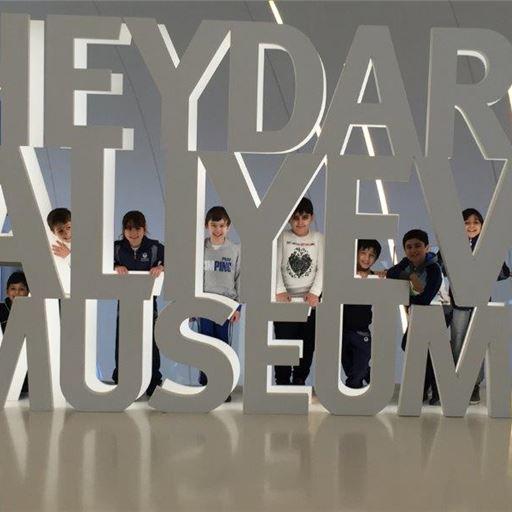 Visit to Heydar Aliyev Center